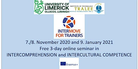INTERMOVE Training in Intercomprehension and Interculturality Tickets