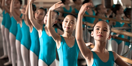 Ballet class for Children ages 7 & 8 years old tickets