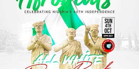 I love Afrobeats Day party (celebrating Nigeria's 60TH  independence) tickets