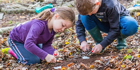 Family Bushcraft Day @ Whitnash Brook tickets