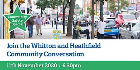 Whitton / Heathfield Virtual Community Conversation tickets