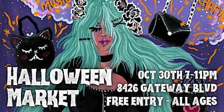 Alt After Dark Halloween Market tickets