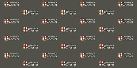 University of Chester DBS Signing Session in CSH004* tickets