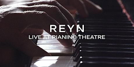 REYN - Live at Pianino Theater Den Haag tickets