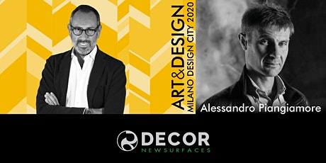 TALK ART&DESIGN | Decor e Alessandro Piangiamore tickets