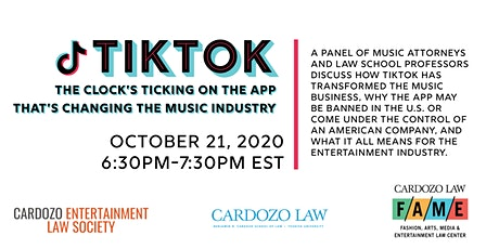 TikTok: The Clock's Ticking on the App That's Changing the Music Industry tickets