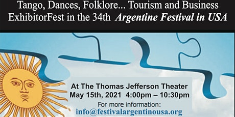 34th ARGENTINE FESTIVAL USA tickets