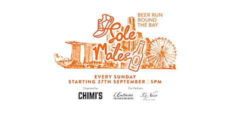 SoleMates Beer Run Round the Bay tickets