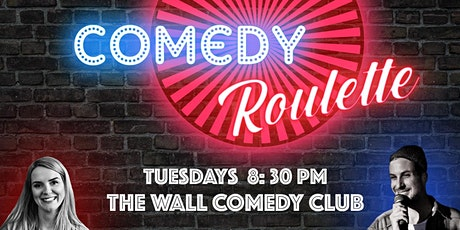 Comedy Roulette #22 - English Open Mic tickets