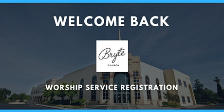 Service - September 20,   2020  1 pm tickets