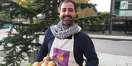 SOLD OUT - In person Lebanese cookery class with Ahmed (Vegetarian) tickets