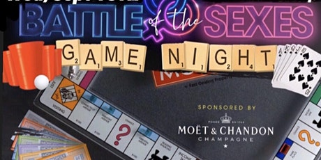 Battle of the Sexes Happy Hour & Game Night Party (Sponsor by Casamigos) tickets