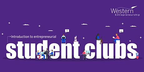 Entrepreneurship clubs at Western University tickets