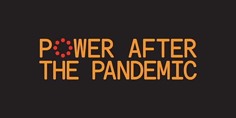 Power After the Pandemic: Community Finance tickets