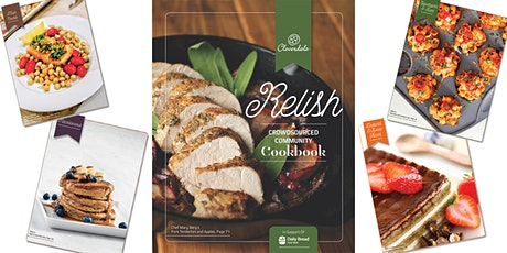 RELISH A Crowdsourced Community Cookbook tickets
