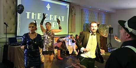 NYE Party! Gatsby Gangsters Glamour and Glitz! tickets