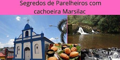 17/10 Segredos de Parelheiros com cachoeira Marsilac ingressos