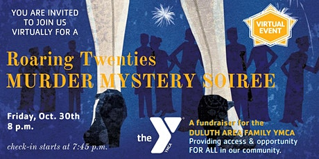 Virtual Murder Mystery Soiree tickets