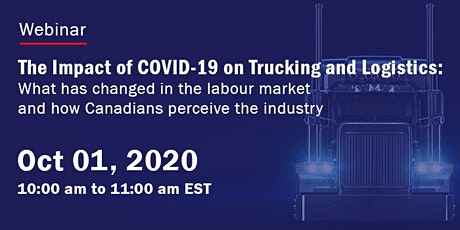 The Impact of COVID-19 on Trucking and Logistics tickets