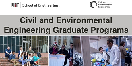 MIT CEE Graduate Admissions Information Session tickets