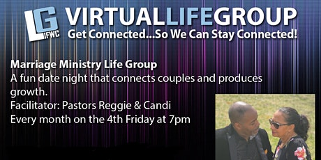 Marriage Ministry Life Group tickets