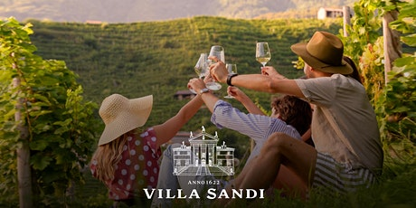 VILLA SANDI - EXPLORING THE LANDS OF PROSECCO WINE tickets