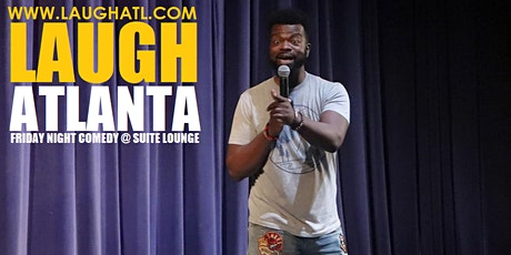 Suite Lounge presents Laugh Atlanta Comedy Show tickets