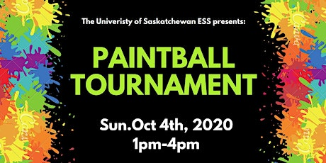 ESS Paintball Tournament tickets