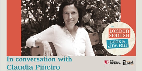 In Conversation with Claudia Piñeiro tickets