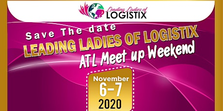 Leading Ladies of Logistix - ATL Meet Up tickets