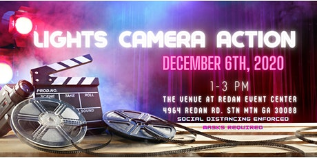 LIGHTS CAMERIA ACTION! tickets