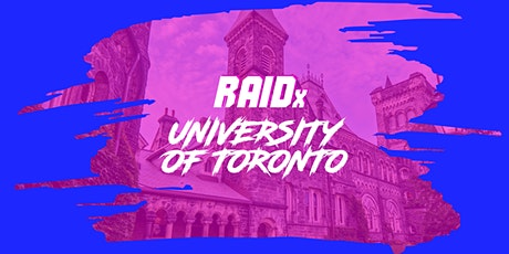 RAIDx University of Toronto - St George Campus tickets