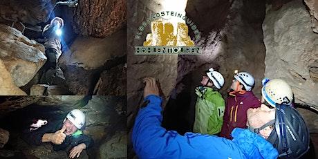 Höhlen-Abenteuertour (Einsteiger) Tickets