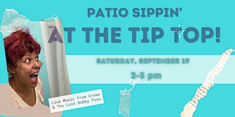 Patio Sippin' with The Lost Bobby Pins tickets