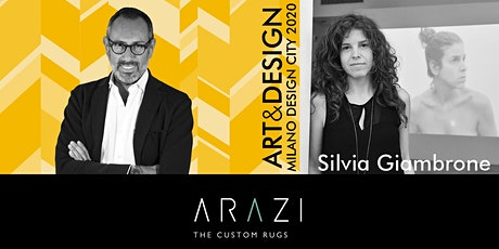 TALK ART&DESIGN | Arazi Home e Silvia Giambrone biglietti