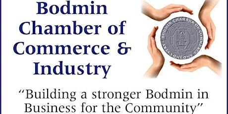Bodmin Festival Special Breakfast-Celebrating collaborative business-3 Nov. tickets