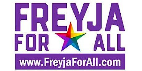 Freyja For All Community Gathering tickets