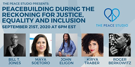 Peacebuilding During the Reckoning for Justice, Equality and Inclusion tickets