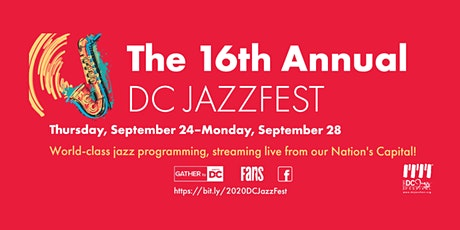 The 16th Annual DC JazzFest tickets
