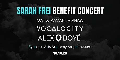 Sarah Frei Benefit Concert tickets