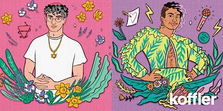 Pocket Change Collective 1: Adam Eli & Alok Vaid-Menon tickets