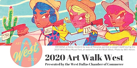 2020 Art Walk West tickets