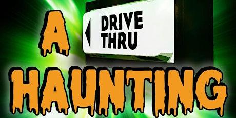 A Drive-Thru Haunting tickets