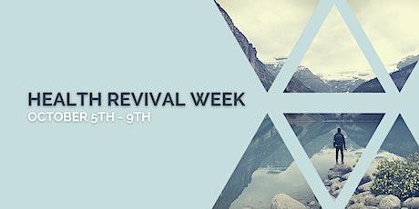 Health Revival Week tickets