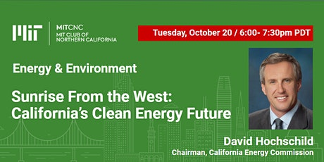Sunrise From the West: California's Clean Energy Future tickets