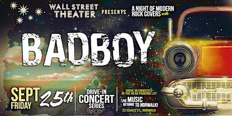 Bad Boy tickets