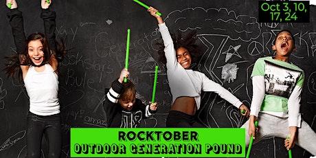 ROCKtober - POUND Generation for Kids! tickets