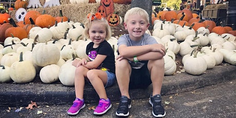 Farmers Market Kids Fall Fun Zone  at The Great Pumpkin Patch in Kirkwood tickets