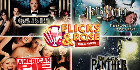 Flicks & Rose Outdoor Movie Nights 2020  (Washington, DC) tickets