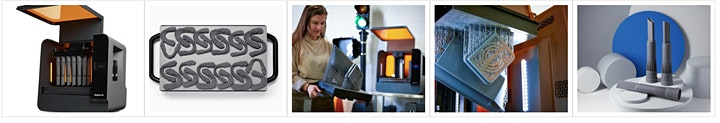 Image pour Formlabs Roadshow  - Impression 3D